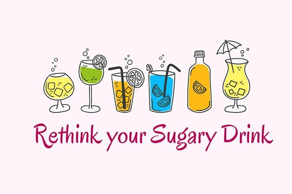 Dentist Deer Park Tips: Rethink your Sugary Drink